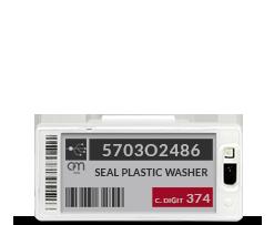 etichette elettroniche infrarosso Pricer 2.2