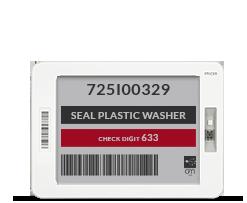 etichette elettroniche infrarosso Pricer 4.2