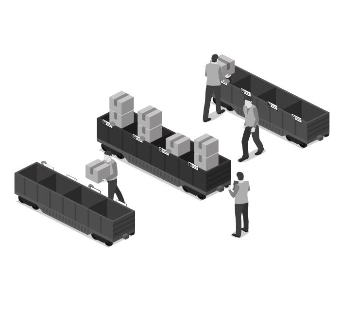 Modulo Kitting stazionario OM-Link