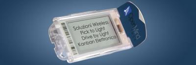 Sistemi ESL Wireless Pick to Light open mind tech