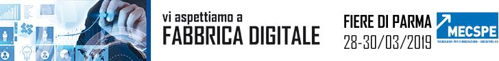 Open Mind Tech al MECSPE 2019 – Parma 28/30 marzo
