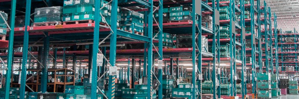 Digitalizzazione del magazzino
