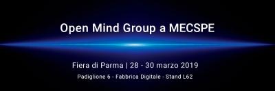 Open Mind Group a Mecspe 2019