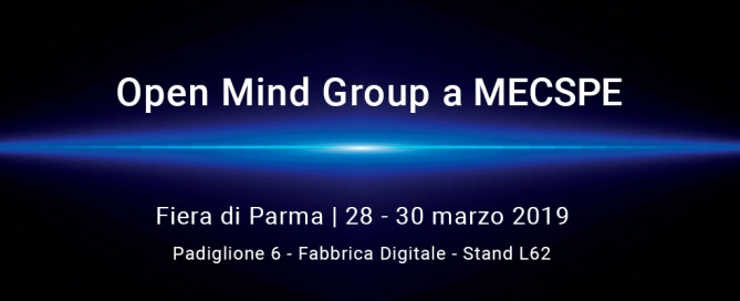 Open Mind Group a Mecspe 2019