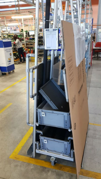 Kitting Cart Digital System