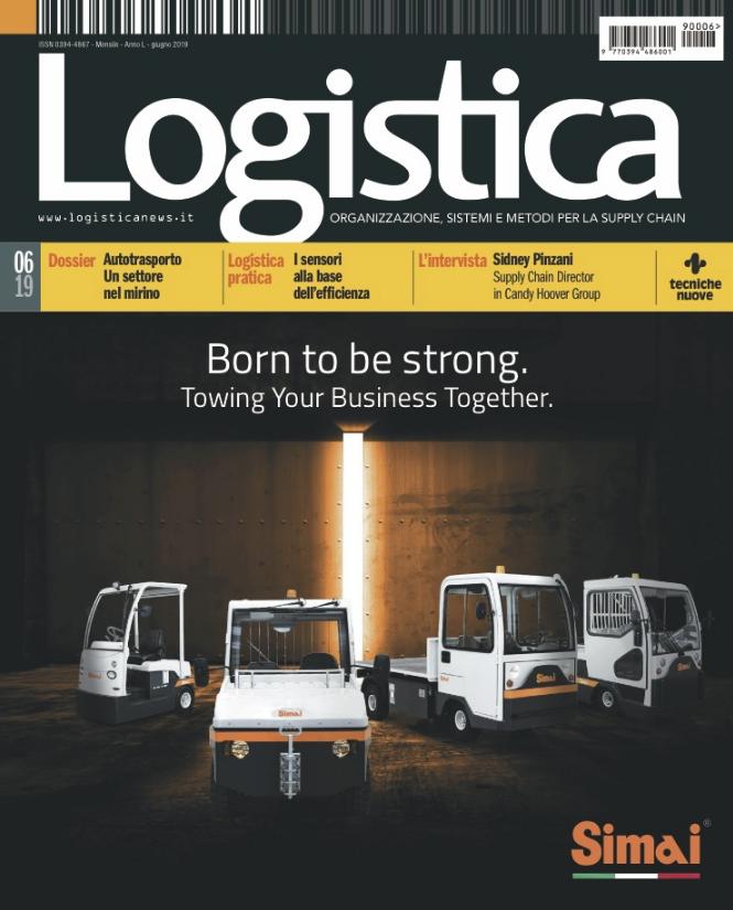 Copertina Logistica Giugno 2019 2