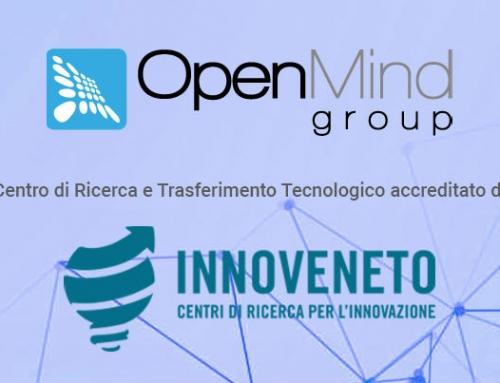 Open Mind Group è CITT di Innoveneto!