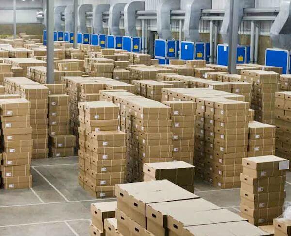 ottimizzazione staging consolidamento ordini