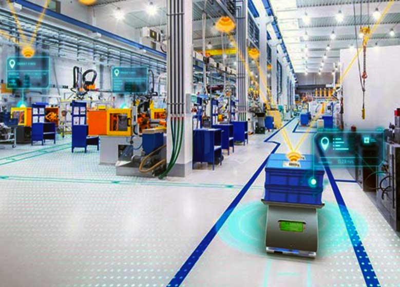 sistemi di localizzazione per industria e logistica