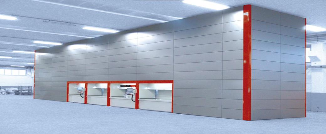 magazzino verticale automatico