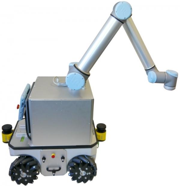 esempio robot mobile
